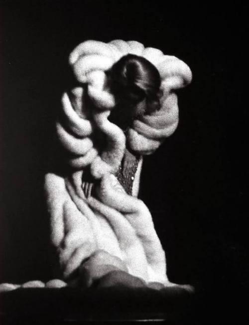 Marlene Dietrich. 1964.
