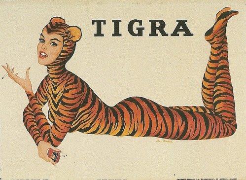 tigra woman